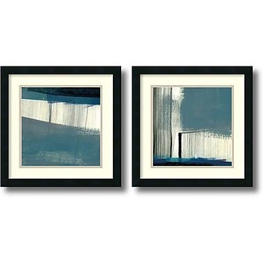 Amanti Art Bluebird Framed Art Print by J. McKenzie, 18