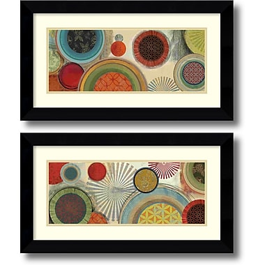 Amanti Art Commotion Framed Art Print by Tom Reeves, 14.63