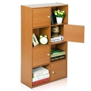 Furinno® Laminate & Wood Bookcase