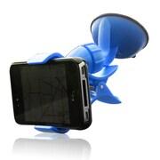 Furinno® Polyurethane Car Phone Mount Holder, Blue