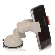 Furinno® Polyurethane Car Phone Mount Holder, White