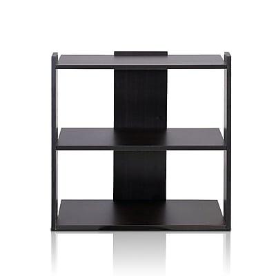 Furinno® Iron & Wood Hidup Tropika Mini Ladder Shelf