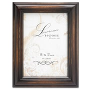 "Lawrence Frames 640157 Weathered Espresso Wood 7.76"" x 5.79"" Picture Frame"