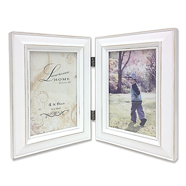 Lawrence Frames 640246D Weathered White Wood 5.47
