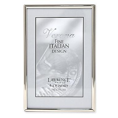 Lawrence Frames 650046 Silver Metal 6.14