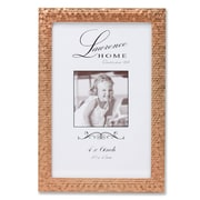 """Lawrence Frames Home Collection 6"""" x 4"""" Shimmer Metal Picture Frame (710946)"""