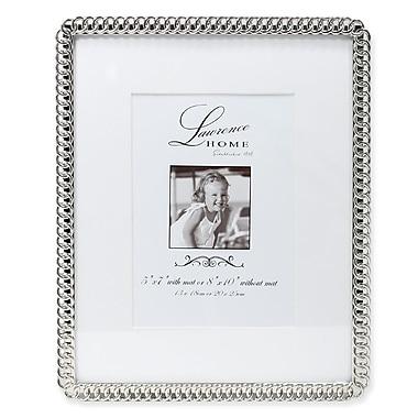 Lawrence Frames 711080 Silver Metal 10.51