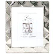 """Lawrence Frames 711180 Silver Metal 10.2"""" x 12.2"""" Picture Frame"""