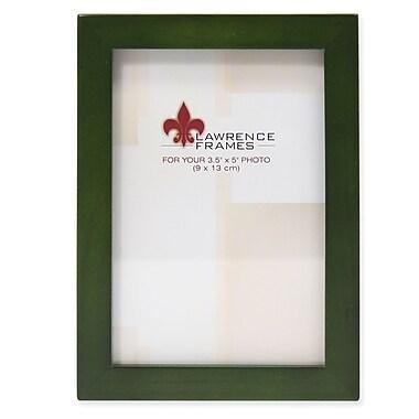 Lawrence Frames 756035 Green Wood 3.5