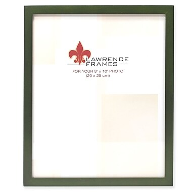 Lawrence Frames 756080 Green Wood 10.63