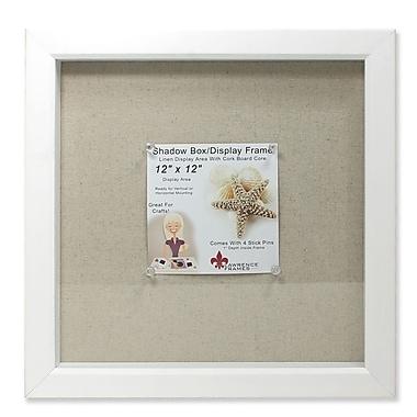 Lawrence Frames 168112 White Polystyrene 15.81