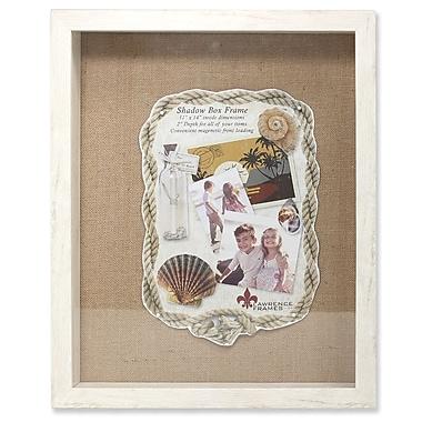 Lawrence Frames 530611 Ivory Polystyrene 15.25