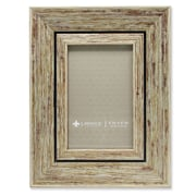 "Lawrence Frames 533346 Weathered Natural Polystyrene 9.45"" x 8.5"" Picture Frame"