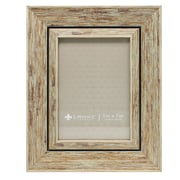 "Lawrence Frames 533357 Weathered Natural Polystyrene 10.45"" x 9.5"" Picture Frame"