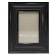 "Lawrence Frames 533446 Weathered Black Polystyrene 8.88"" x 6.88"" Picture Frame"