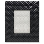 "Lawrence Frames 5"" x 7"" Polystyrene Provincial Diamond Pattern Picture Frame (534157)"