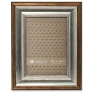"Lawrence Frames Lawrence Home 5""L x 7""W Polystyrene Gallery Picture Frame 536557"