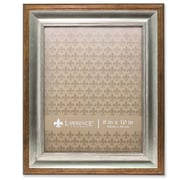 "Lawrence Frames Lawrence Home 8""L x 10""W Polystyrene Gallery Picture Frame 536580"