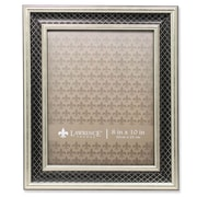 "Lawrence Frames Lawrence Home 8""L x 10""W Polystyrene Gallery Picture Frame 536780"