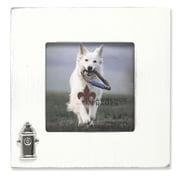"Lawrence Frames Sentiments 4""L x 4""W Wood Pet Picture Frame 545444"