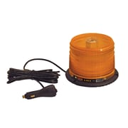 Checkers® AID LIGHTS™ High Dome Class I LED Beacon With Magnet Mount, Amber
