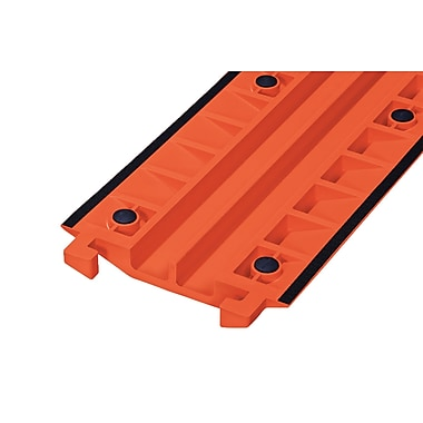 Checkers® 8 Piece Anti-Slip Rubber Pad Kit For Fastlane FL1X4/FL2X1.75 Drop-Over Cable Protector