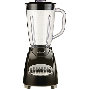 Brentwood® 12 Speed Blender With 1.5 Litre Plastic Jars