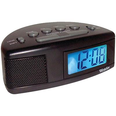 Westclox® 47547 Banshee Super Loud Alarm Clock