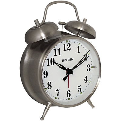 Westclox® 70010 Big Ben Twin Bell Alarm Clock