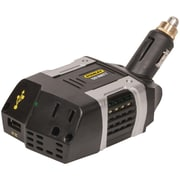STANLEY 120W Power Inverter, 120 VAC, 1 Outlet