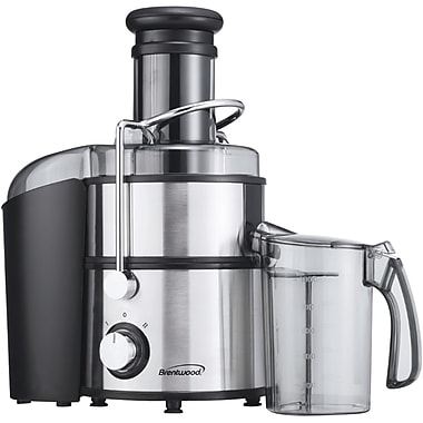 Brentwood 800W Stainless Steel Power Juice Extractor (BTWJC500)
