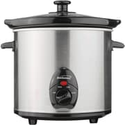 Brentwood Stainless Steel 3-Quart Slow Cooker