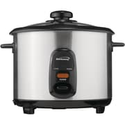 Brentwood 8 Cup Stainless Steel Rice Cooker (BTWTS15)
