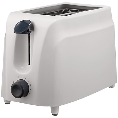 Brentwood Cool Touch 2 Slice Toaster, White