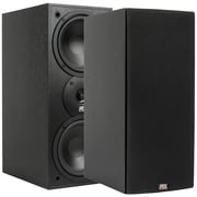 "MTX® MONITOR60I 100W RMS 6.5"" 2-Way Bookshelf Speakers, Black Ash"