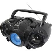 Naxa® NPB-261 MP3/CD Boombox With Bluetooth