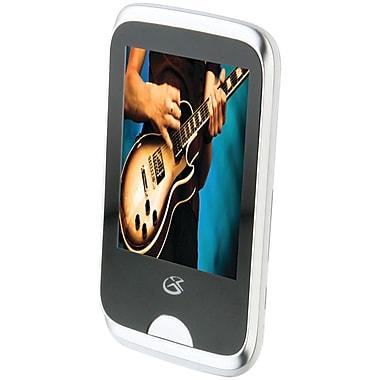 GPX - Lecteur multimédia numérique de 2,8 po, 8 Go (GPXMT863S)
