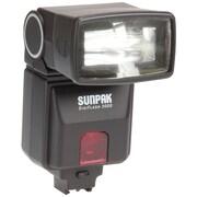 Sunpack® Digital Flash For Sony Alpha DSLR Cameras, Black