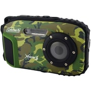 Coleman® C9WP 20.0 Megapixel Xtreme3 HD/Video Waterproof Digital Camera, Camo