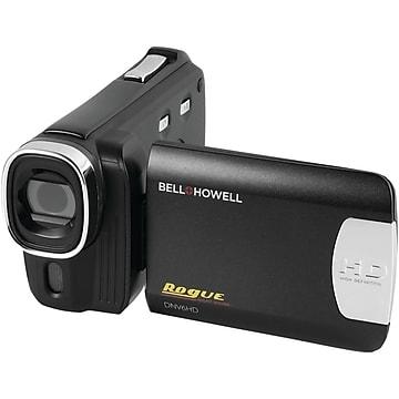 Image of Bell & Howell DNV6HD 20.0 Megapixel Infrared Night Vision Camcorder, Black,Size: 3x