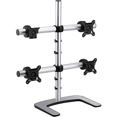 Visidec® Freestanding 2 x 2 Quad Mount For Four 25