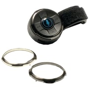 Isimple® ISBC01 Bluclik Bluetooth Remote With Steering Wheel and Dash Mounts