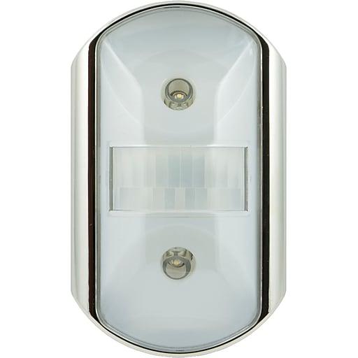 promo code fce42 d92d4 GE LED Motion Sensor Night Light, White