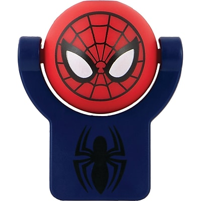 Marvel Spider-Man Superhero Projectable Night Light 1309061