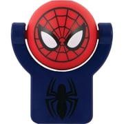 Marvel® Spider-Man Superhero Projectable Night Light