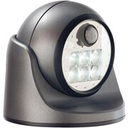 Light-It® 42 Lumens LED Wireless Porch Light, Charcoal