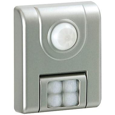 Light It! 24 Lumens LED Sensor Light, Silver (FCM20043301)