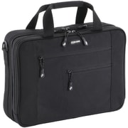 "Mobile Edge Eco-Friendly 16"" PC/17"" MacBook Briefcase, Black"