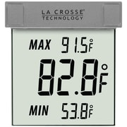 LA Crosse Technology® Outdoor Window Thermometer