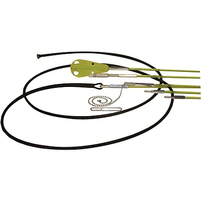 Labor Saving Devices™ Creep-Zit™ Pro 36' Threaded Connector Wire Running Rod Kit